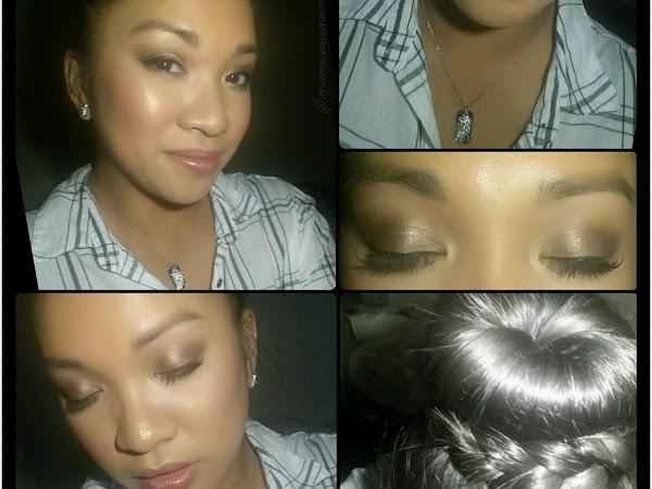 Fresh & Dewy Makeup Look