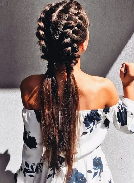 Braid Hairstyles A selection of your hairstyle To suit you 2017 11