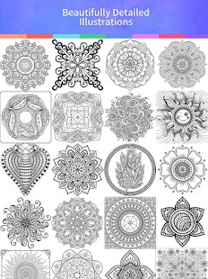 Mandala Coloring Book - Android Apps on Google Play