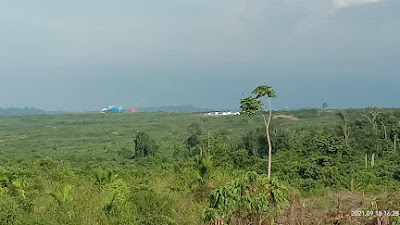Masyarakat KM VIII dan PT SA Simpang Keuramat Bersengketa, Pemkab Aceh Utara  Tutup Mata