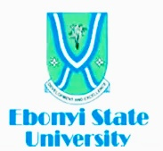 Full EBSU Courses, List Of EBSU Courses, Ratified Courses Offered In EBSU,