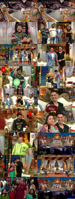Screen Shot Of The Kapil Sharma Show 19th October 2019 Season 02 Episode 83 300MB Watch Online