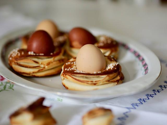 Frühstück Ostern