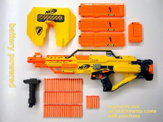 Nerf Gun The Nerf Blog