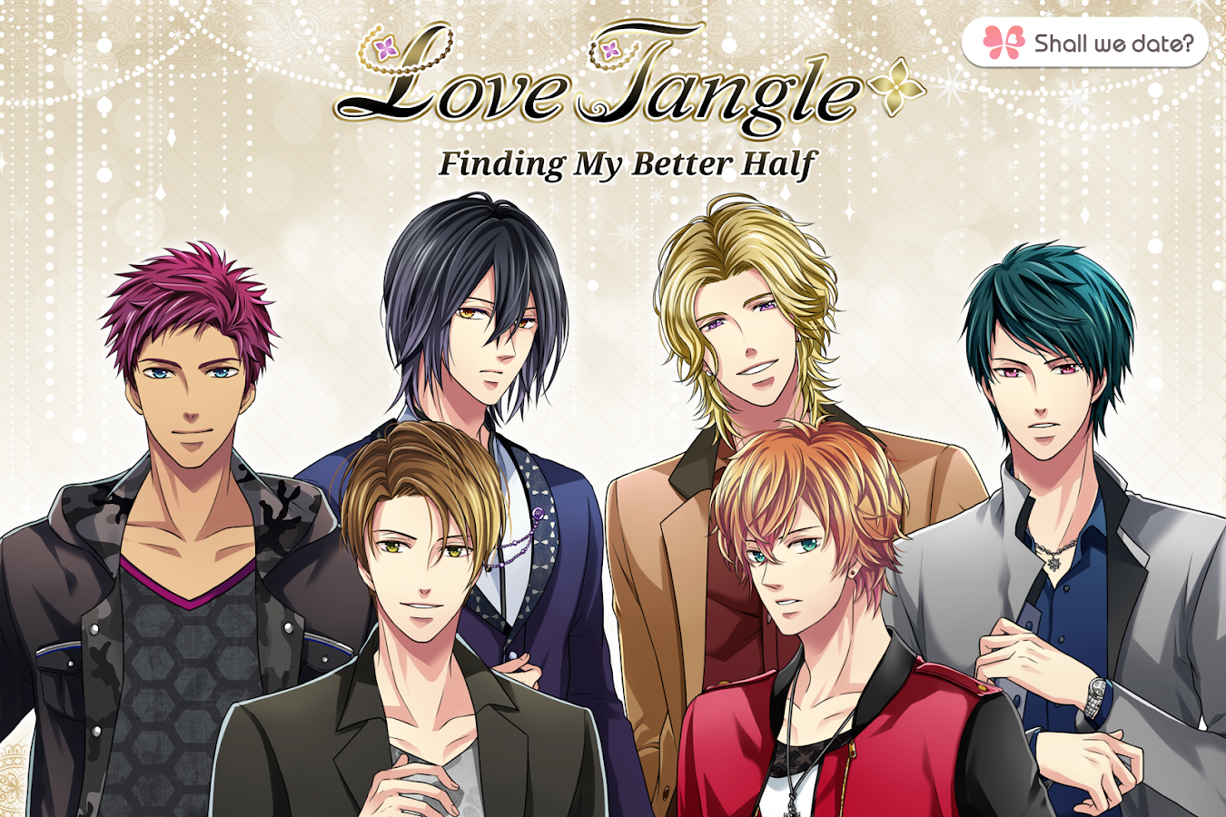 Love Tangle / Shall we date? - Android Apps on Google Play