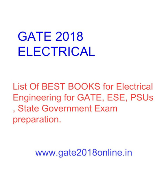 Gate Book For Electrical Engineering Pdf