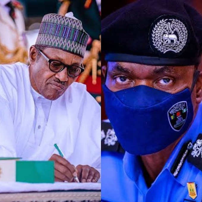 POLICE BILL 2020!! Unbelievable, Dangerous Bill President Buhari Signed Into Law While Nigerians Were Busy With BBNaija Show!