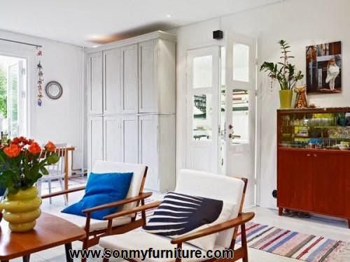 Ý tưởng thiết kế nội thất Bắc Âu cho nhà đẹp-2