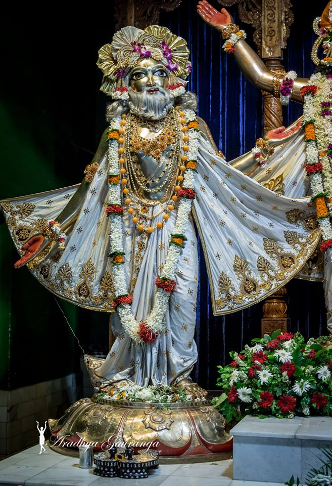 ISKCON Mayapur  Deity Darshan 22 July 2016 (27)