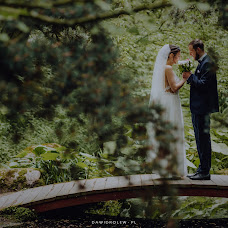 Wedding photographer Dawid Rolew (dawidrolew). Photo of 16.05.2018