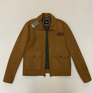 Todd Snyder NEW Suede Jacket