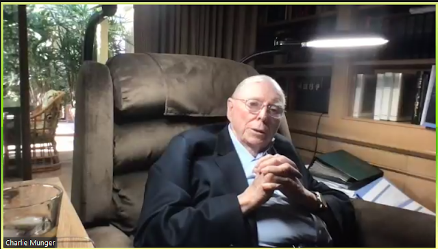 Charlie Munger Interview At Caltech