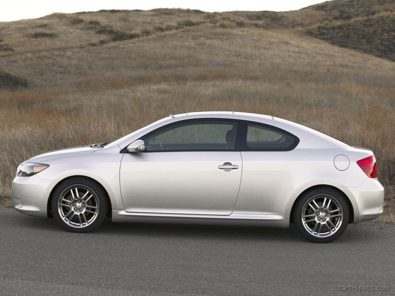 2007 scion tc hatchback specifications pictures prices. Black Bedroom Furniture Sets. Home Design Ideas