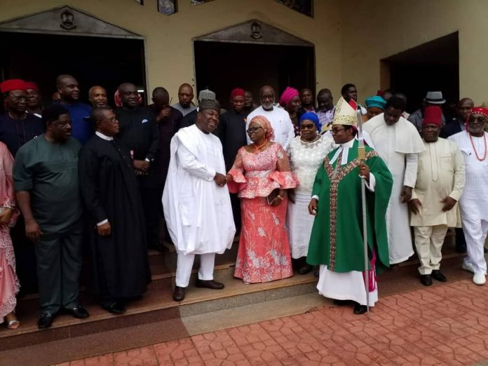 No South-East Governor Has Allocated Land For RUGA Settlement – Archbishop Chukwuma