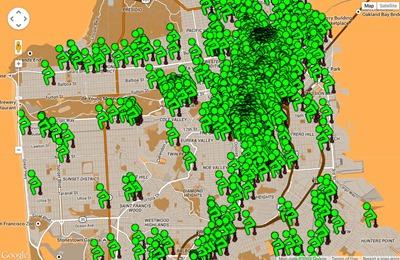 san fran poop map interactive