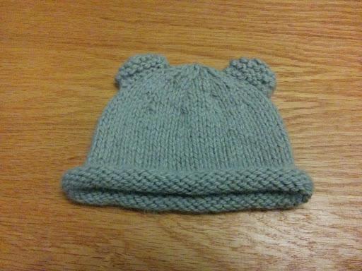 Omly Crafts Baby Bear Hat