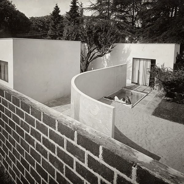 Eccezionale ArchiviTriennale ##TBT 1933 - V Triennale di Milano. Villa studio p PC75