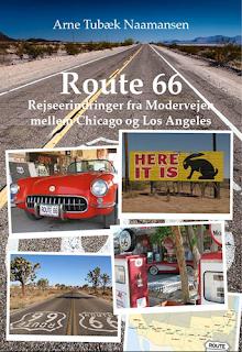 Route 66 – Rejseerindringer fra Modervejen mellem Chicago og Los Angeles