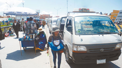 Una docena de obras municipales en El Alto no cumple su objetivo