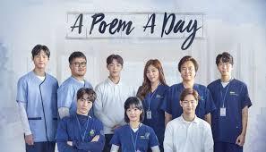 pada kesempatan hari ini saya akan menyampakaikan beberaoa gosip perihal  Sinopsis Drama Korea A Poem A Day / You Who Forgot Poetry 2018