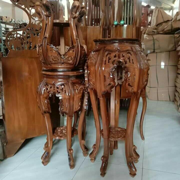 Kerajinan Furniture Mewah Khas Jepara
