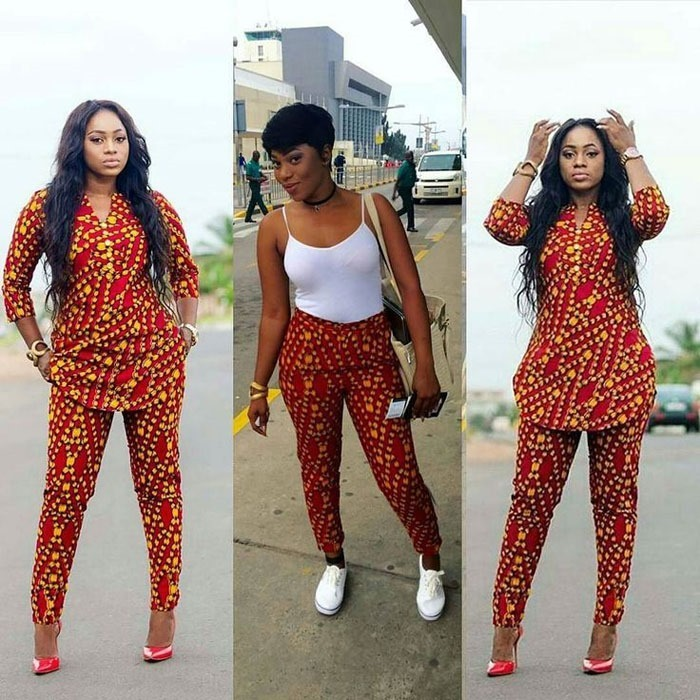 New Ankara Styles Siks Nd Tops: 25 Pictures Of Unique Ankara Styles In 2017