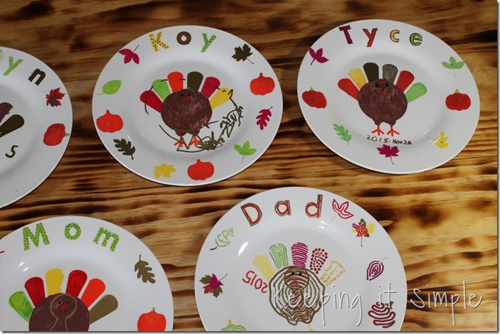 DIY-Thanksgiving-Dinner-Plates Kids Craft (16)