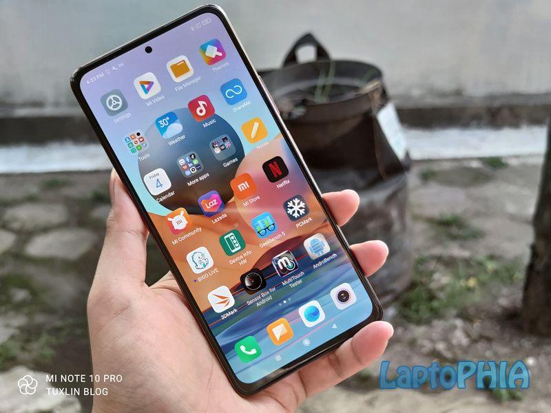 Performa Xiaomi Redmi Note 10 Pro