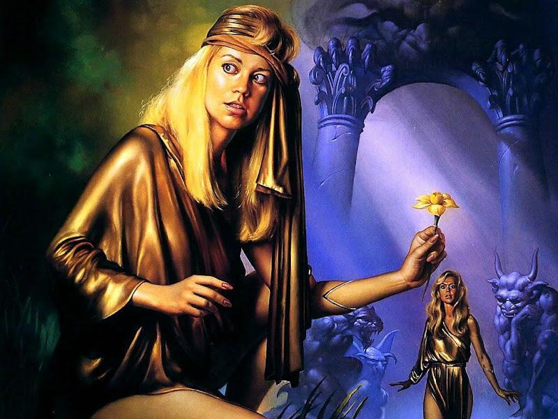 Amazing Magician Magick, Sorceress 1