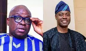 Governor Makinde Looks Quiet But Deadly - Fayose