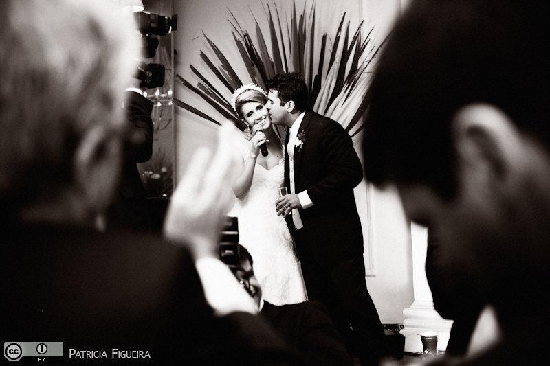 Foto de casamento 2419pb de Paula e Bernardo. Marcações: 16/10/2010, Casamento Paula e Bernardo, Rio de Janeiro.