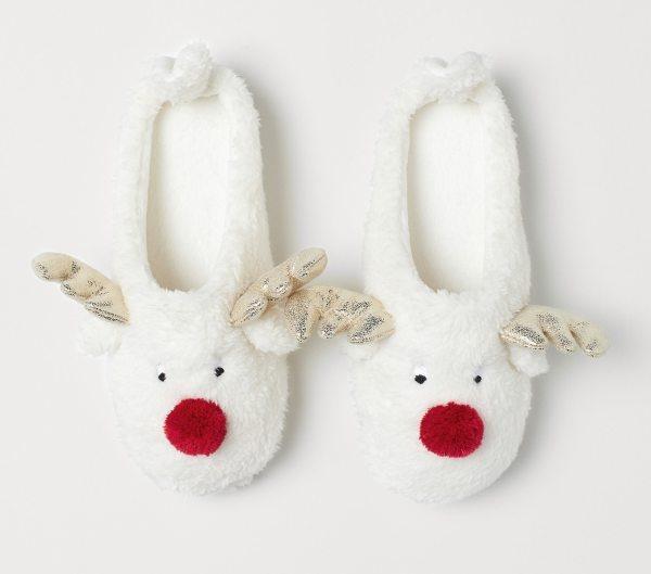 shopping-regalo-natale-pantofole-renna-hm