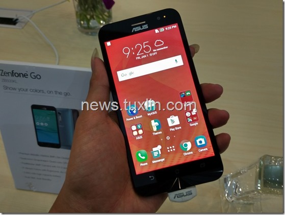 Hands On Asus Zenfone Go ZB500KL: Andalkan Kamera 13MP & 4G LTE