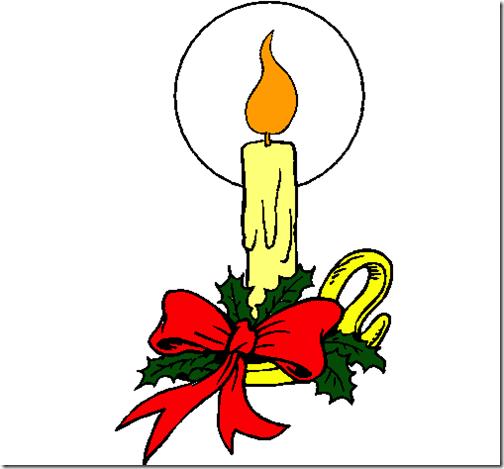 velas navidad dibujos (2)