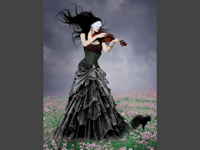 Fantasy Girl And Blind Music, Magic Beauties 2