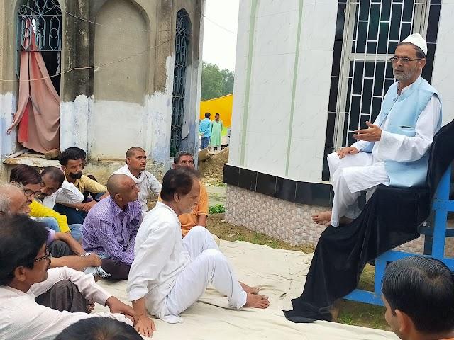 इस्लाम की रौशनी फैलाने में जुटे रहे मौलाना तुफैल अब्बास: मौलाना मनाज़िर हसनैन