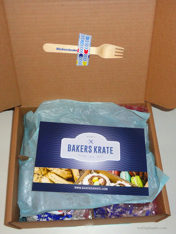 January 2016 Bakers Krate Review 2