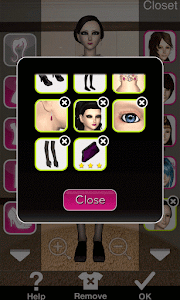 Click to Enlarge - Style Me Girl Level 32 - Formal Evening - Karma - Closet