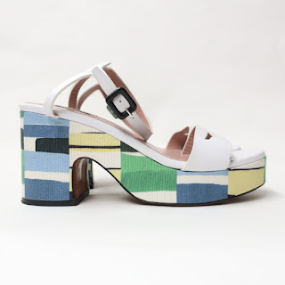 Paul Smilth Platform Sandals