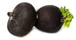 El rábano negro limpia el hígado