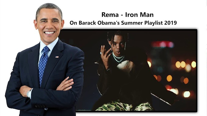#Obama Moments Were Huge In My Career – Rema Reveals