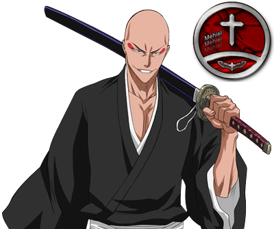 The Lazy Authoress Nook Bleach 10 Minutes In Heaven Shinigami Headquarters Part One Ikkaku Madarame