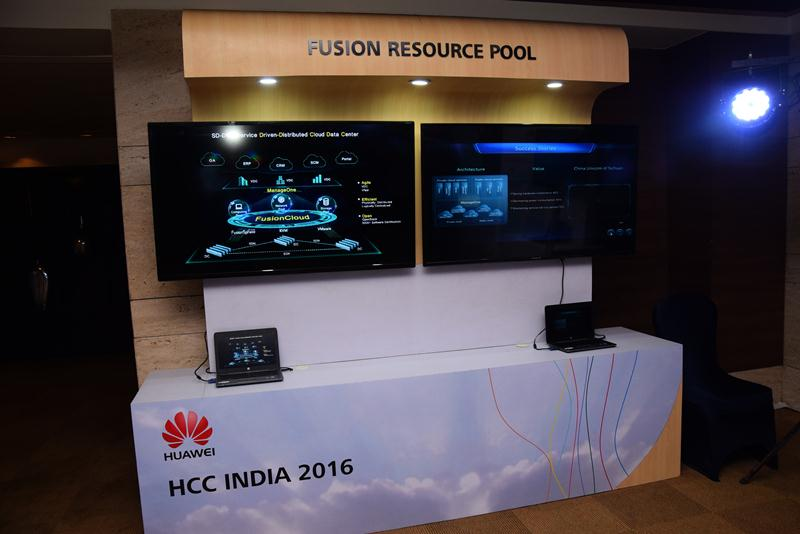 Huawei Cloud Congress India 2016 - 4