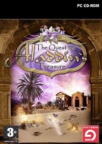 The Quest for Aladdin's Treasure - Review By Shona Hanisco