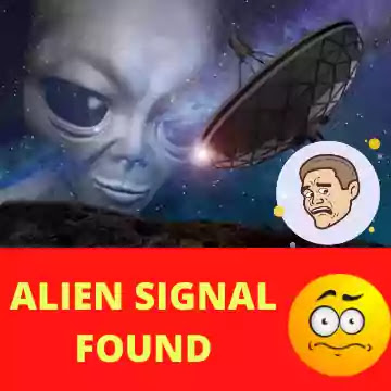 Alien Radio Signal From Outer Space