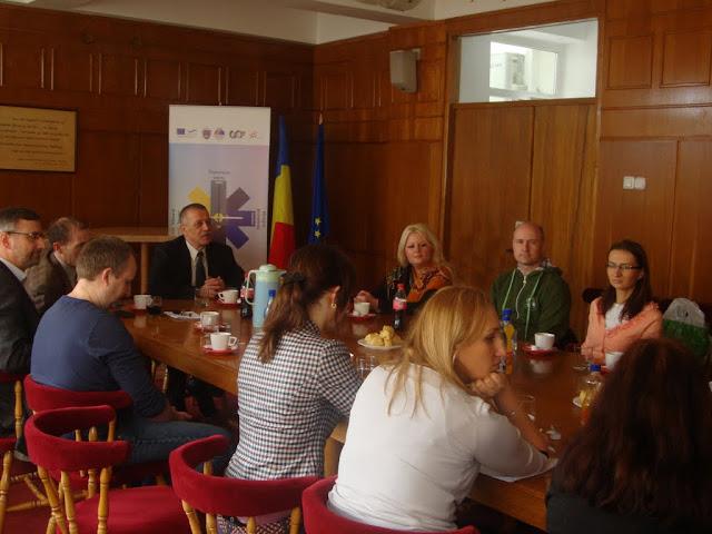 Vizita colaboratorilor din Olanda si Norvegia - 18 aprilie 2012 - DSC04330.JPG