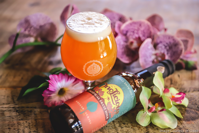 Odell Brewing Releases Tropical Fruit Sour