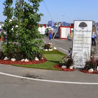 Nea Garden Center la Târguri și Expoziții