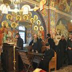 Света Три Јерарха   - Литургија у манастиру Острогу2