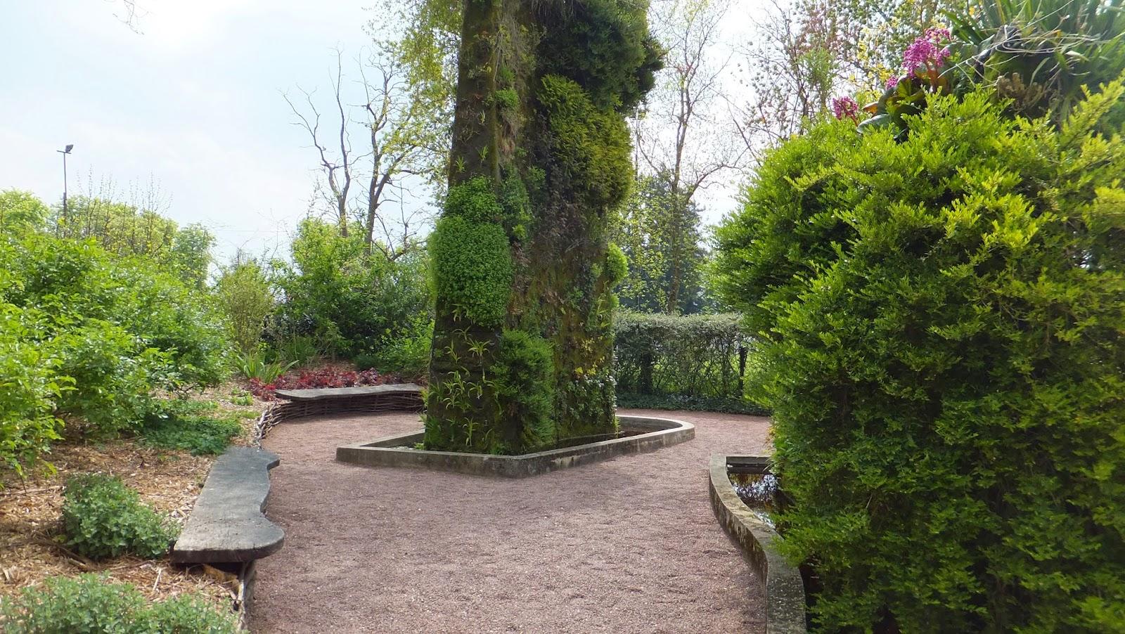 Muros Vegetales, Patrick Blanc, Chaumont-sur-Loire, Francia, Elisa N, Blog de Viajes, Lifestyle, Travel